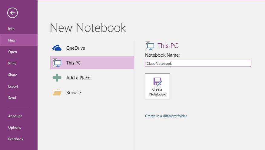 newnotebook