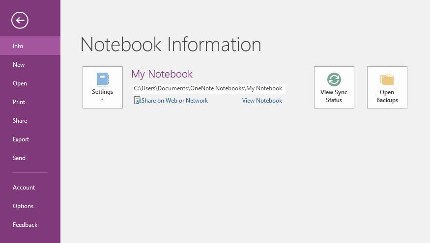 notebookinfo